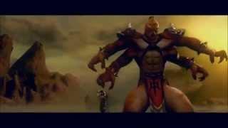 Mortal Kombat Armageddon & Mortal Kombat 9 Intros