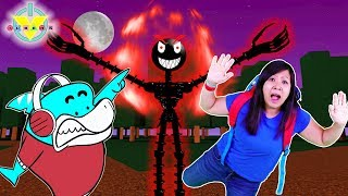 SCARY ROBLOX HIGH SCHOOL! Roblox Escape with Ryan's Mom and Big Gil