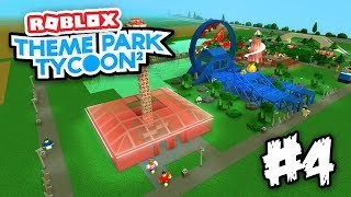 world's highest extreme rides (roblox theme park tycoon - TH