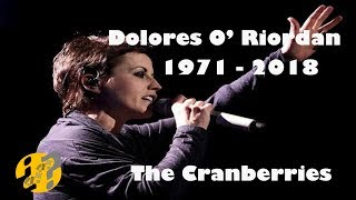 ¿Por qué murió Dolores O'Riordan vocalista The Cranberries? Tributo