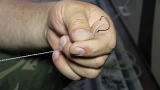 Из чего сделать отводной поводок для щуки