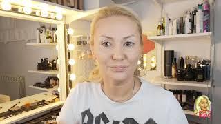 Goca Trzan - Makeup Tutorial - Glittery Nude (Official Vlog)