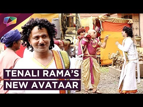 Tenali Rama Turns Charlie Chaplin To Hide From Tat