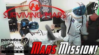 AJ & OJ Play Surviving Mars!