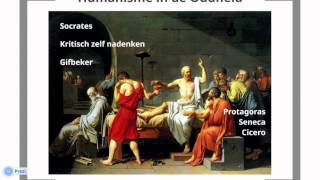Geschiedenis Humanisme