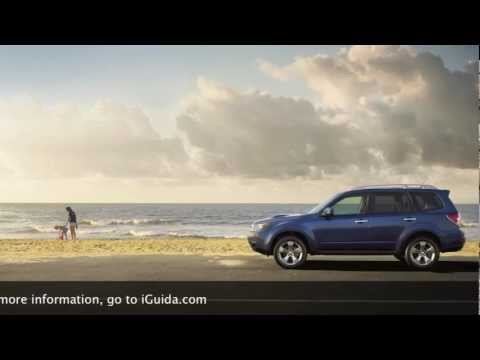 2013 Subaru Forester Preview