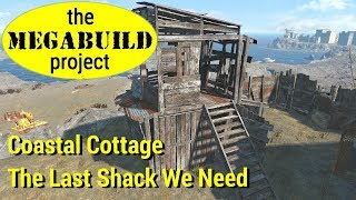 The Megabuild Project - 40 - Coastal Cottage: The Last Shack We Need