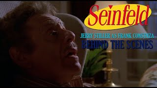 Seinfeld - Behind the Scenes - Jerry Stiller as Frank Costanza