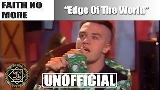 Faith No More - Edge Of The World (Yo! MTV Raps 1990)