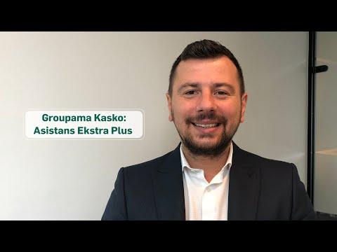 Ekrem Gökdemir Groupama Kasko Asistans Ekstra Plus