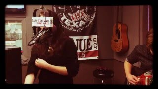 "Aubrie Sellers ""Sit Here And Cry"" Live On Radio Texas, LIVE With Buddy Logan"