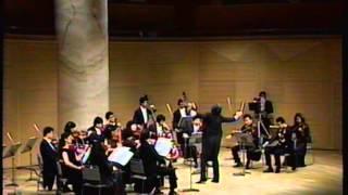 Mozart: Divertimento in D major, K. 136 - II. Andante, Conductor: Seiji Ozawa