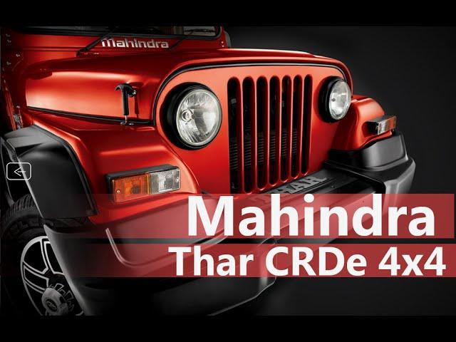 Model 2016 Mahindra Thar Quick Drive  Free MP3 Download