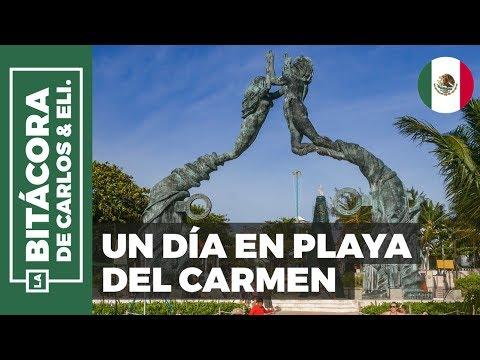 QUÉ HACER EN PLAYA DEL CARMEN, MÉXICO (SIN TOUR) 4K