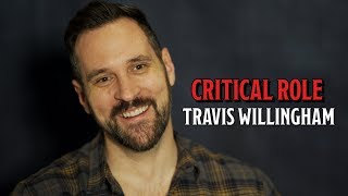Travis Willingham on Critical Role, Characters and Voice Acting