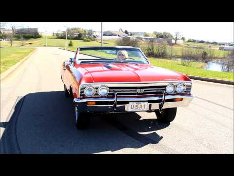Video of '67 Chevelle SS - GHLU