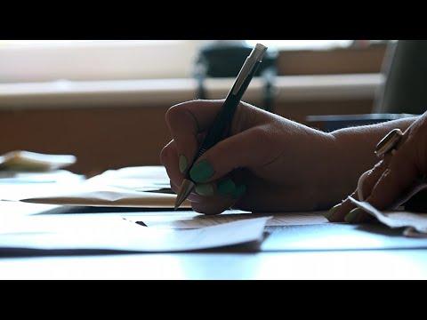 Skrundas vidusskolā sācies centralizēto eksāmenu laiks