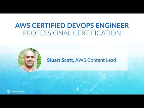 Prepare for the DevOps Engineer Professional Certification for AWS ...