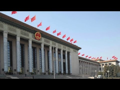 Deputies elected to China's lawmaking body