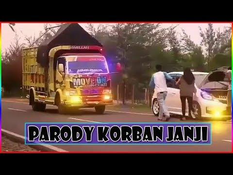 , title : 'Bikin Ngakak!!! Parody Lucu Korban Janji'