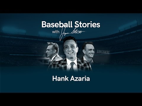 'Brockmire' Star Hank Azaria on Why He Hates the Yankees