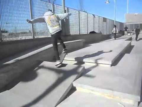 North Moore Skatepark Montage