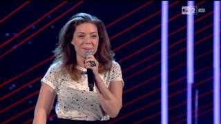 Giorgia Alò -  Enjoy The Silence - The Voice of Italy 2016 - Blind Auditions