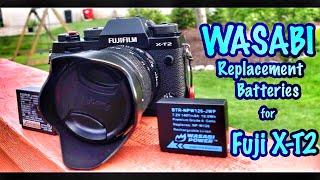 Fuji Wasabi Batteries: Six Month Review