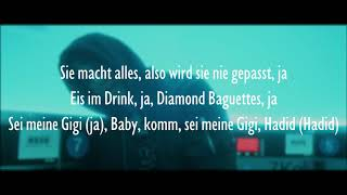 Ufo361 – Irina Shayk (Official HQ Lyrics) (Text)