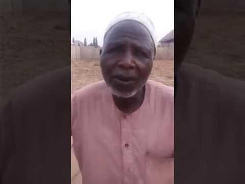 Wani  tsoho da yake  bata yara yan'makaranta (Hausa Songs / Hausa Films)