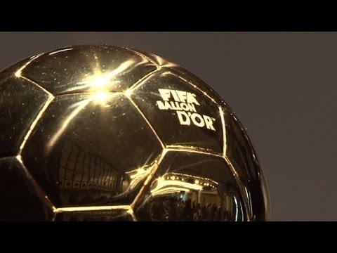 Lionel Messi, Franc Ribéry y Cristiano Ronaldo finalistas al Balón de Oro