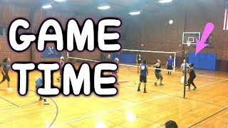 VOLLEYBALL GAME TIPS! ⎮Volleyball Vlog