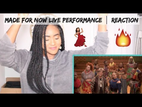 Janet Jackson - Made for Now (ft. Daddy Yankee) Live Performance on Jimmy Fallon | REACTION