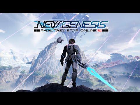 Phantasy Star Online 2 New Genesis Opening Video de Phantasy Star Online 2: New Genesis