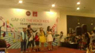 My kool Viet Nam - Team Thanh Bùi ( The Voice Kids)-Họp mặt team Thanh Bùi