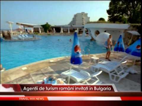 Agenţii de turism romani invitaţi în Bulgaria