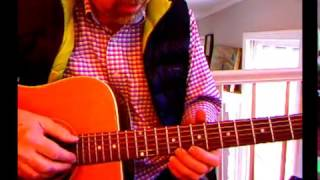 Eric Clapton - Hey Hey - Lesson  by CKane