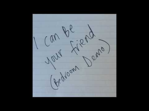 Sorcha Richardson - I Can Be Your Friend