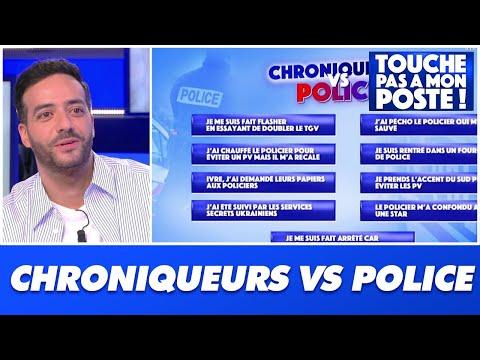Chroniqueurs VS Police : à qui appartiennent ces anecdotes ?