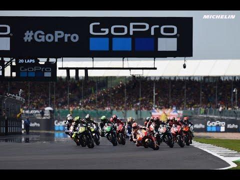 Best Moments -  2019 MotoGP - GoPro British Grand Prix  - Michelin Motorsport