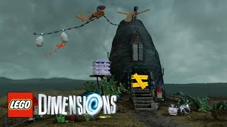 LEGO Dimensions - How To Find Lovegood House