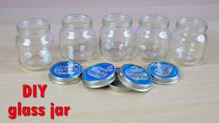 DIY 3 Best Ways To Reuse Empty Baby Food Jars