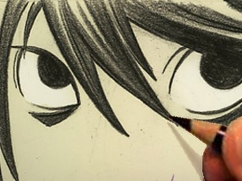 mark crilley how to draw an eye