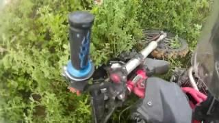 Жесткие падения с мотоцикла. Мото аварии