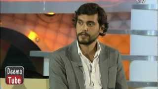 أول لقاء تلفزيوني مع سامر إسماعيل HQ