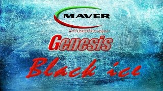 Фидер maver genesis black ice 11ft тест до 90г