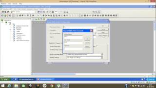 How to create ODBC connection in informatica