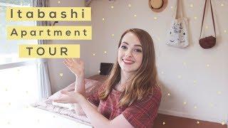 Itabashi Apartment Tour // 17 square metres in Tokyo!