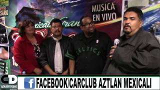 AZTLAN CAR SHOW INTERNACIONAL 2015 MEXICALI