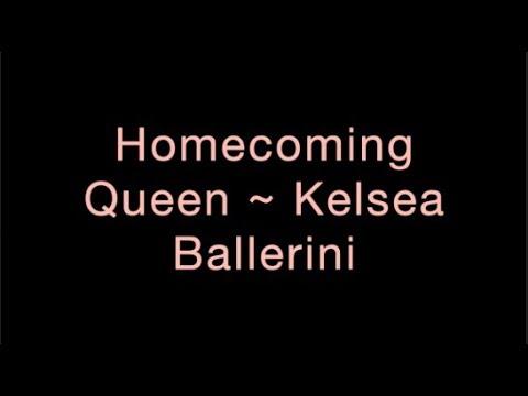 Homecoming Queen ~ Kelsea Ballerini Lyrics